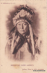 * INDIANS OF NORTH AMERICA - Missions of the Company of Jesus - Sioux Indian