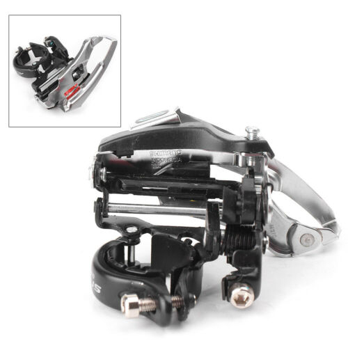 7//8-Speed Bicycle Front Derailleur Altus FD-M310 MTB 34.9mm Clamp