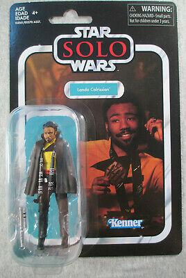 Star Wars Vintage Collection Figure-Lando Calrissian-VC139-Solo