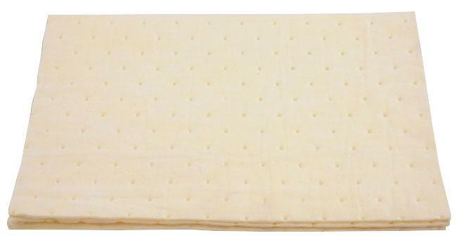 ABSORPTION PADS OIL 500X400X2MM X20 Personal Predection & Site Safety
