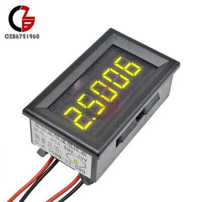 "0.36/""5 Digit DC0-33.000V//0-4.3000-33.000V High Digital Voltmeter Panel B2SA"