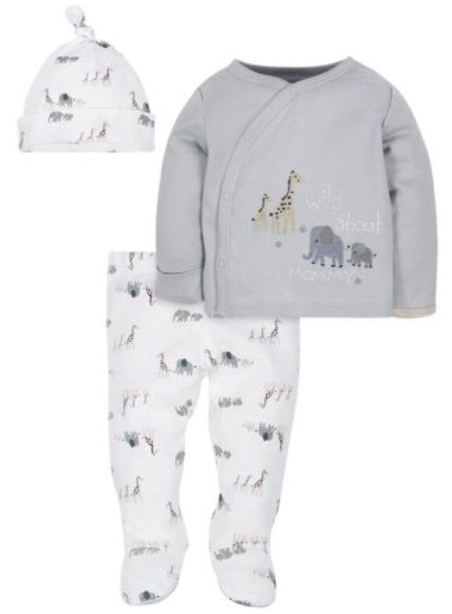 Garanimals Newborn 21-Piece Layette Gift Set
