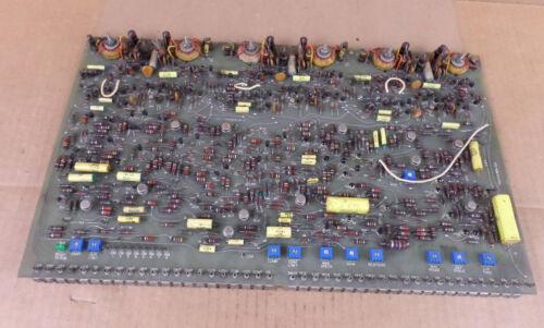 General Electric 193X529BA-G01 Valutrol Main Control Card Drive Board