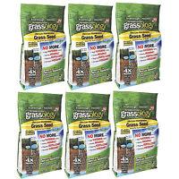 6 Pack Grassology Grass Seed