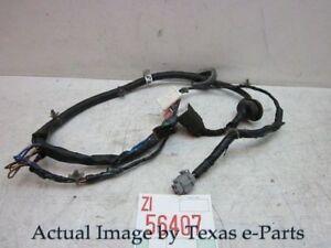 Infiniti I30 Ecu Wiring Harness : left rear door wire harness wiring 1996 1997 infiniti i30 ~ A.2002-acura-tl-radio.info Haus und Dekorationen