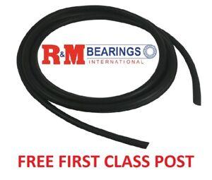 Nero Gomma Nitrilica 70 O-Ring Corda 30 mm di diametro acquista una qualsiasi lunghezza da 1 METRI
