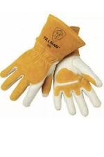 Tillman Welding Gloves Top Grain Split Cowhide Mig Glove 50l Large New