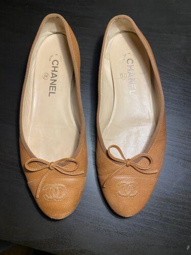 Chanel Flats 39.5