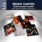7 Classic Albums by Benny Carter (Sax) (CD, Apr-2013, Real Gone Jazz)