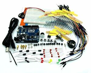 ASK-02-Electronic-Project-Starter-Kit-UNO-R3-for-arduino-Resistors-Capacitor-LED