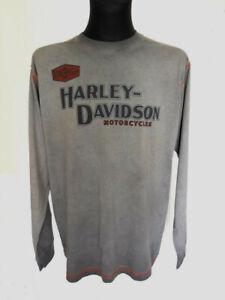 Harley-Davidson-Iron-Block-B-amp-S-Shirt-langarm-Langarmshirt-99010-17VM