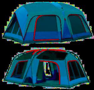 GigaTent árido Montaña Grande 8 -10 Hombre Persona Camping Carpa Cabaña Envío Gratuito