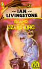 Island of the Lizard King by Ian Livingstone, Steve Jackson (Paperback, 1984)
