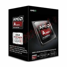 PROCESSORE AMD A6 6400k 2X 3.9GHz Socket FM2 SCHEDA VIDEO COMPUTER BOX CPU PC