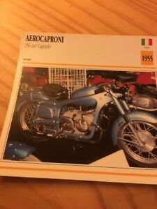 Aerocaproni-150-cc-Capriolo-1955-Card-motorrad-Collection-Atlas
