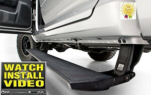 Electric Running Boards >> Details About Amp Research Power Electric Step Running Boards For 2009 18 Dodge Ram 2500 3500