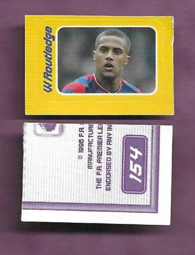 Merlin Bolsillo 2004-05 Pegatinas de fútbol Crystal Palace Singles Varios