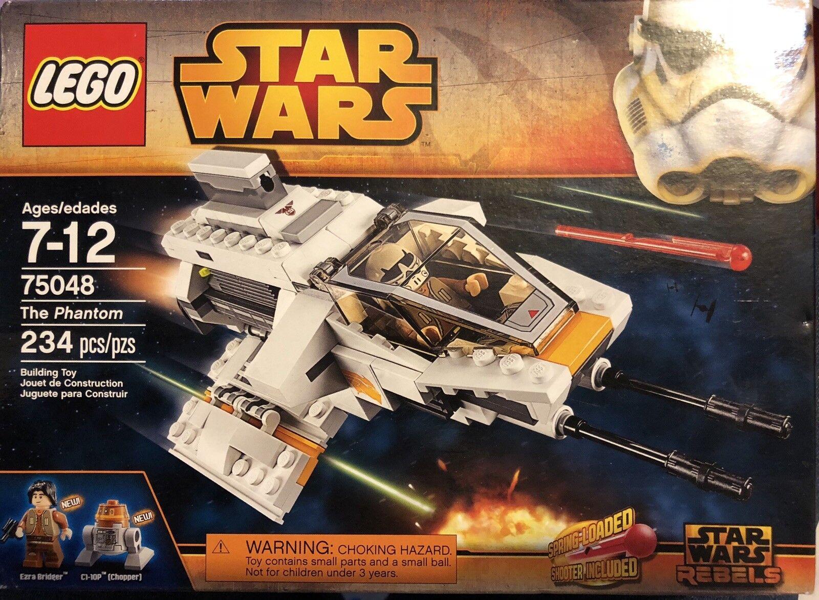 Lego Star Wars 75048 El Fantasma Juguete de construcción (discontinuado por el fabricante)