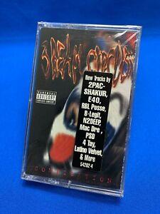 3 Beam Circus   Cassette Tape Compilation RAP 2Pac E40 B-Legit Mac Dre PSD RARE