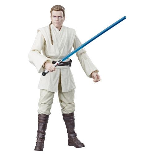 The Phantom Menace 6-Inch-Scale Obi-Wan Kenobi Figure Star Wars Episode 1