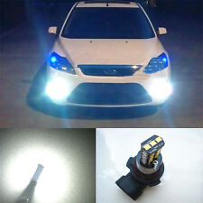 Sale White 9005 HB3 High Power 15W LED DRL Fog Driving Light Bulbs 9040 9155 12V