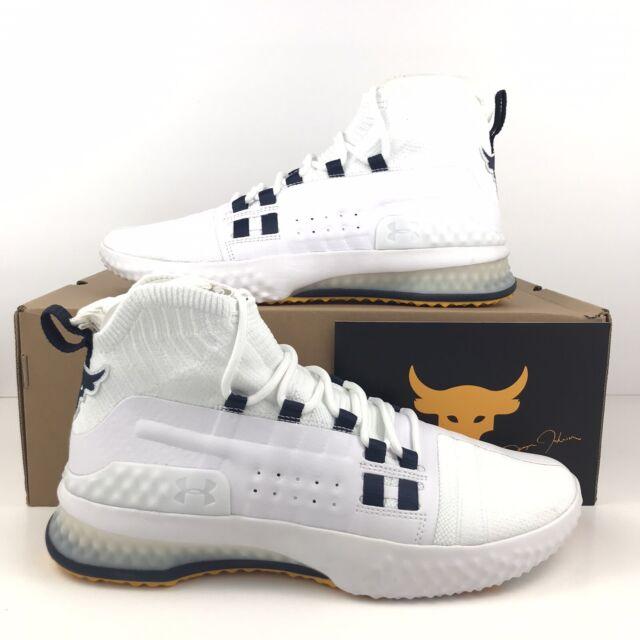 Mens UA Project Rock 1 Training Sneaker