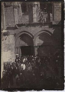 Gerusalemme-Palestina-Israele-Viaggio-in-Oriente-1909-Vintage-Argento