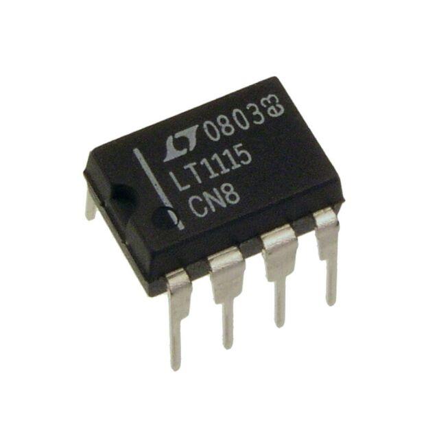 Ultralow Noise Low Distortion Audio OpAmp LT1115 CN8 Linear Technology 079369