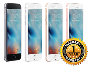 Apple-iPhone-6S-GSM-Unlocked-AT-amp-T-T-Mobile-64GB-Smartphone-1-YEAR-WARRANTY