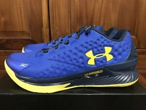 Under Armour UA Curry 1 Low DUB Nation SC30 Basketball Shoes 1269048 ... 6d81195c8a1cf