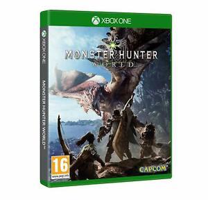 MONSTER-HUNTER-MONDO-Xbox-One-Spedizione-gratuita-nel-Regno-Unito