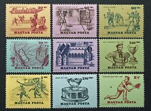 Briefmarke-Ungarn-Yvert-Und-Tellier-N-1734-Rechts-1742-N-MNH-Cyn36