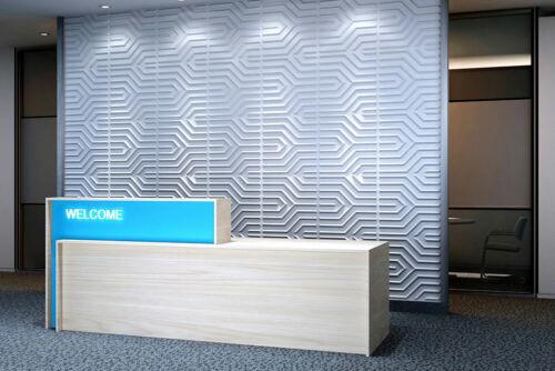 3D Wandpaneele Wandverkleidung Deckenpaneele Paneele Deckenverkleidung MANHATTAN