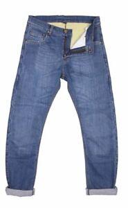Pantaloni-Trousers-Moto-Jeans-Kevlar-MODEKA-ALEXIUS-Elasticizzati-Stretched-Blue