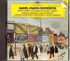 Ravel: Concerti Per Pianoforte Etc / Claudio Abbado, Argerich, Béroff, London CD