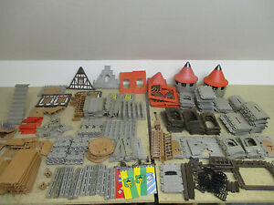 Playmobil Ritterburg Mauer 3666 3665 3667 Ersatzteil