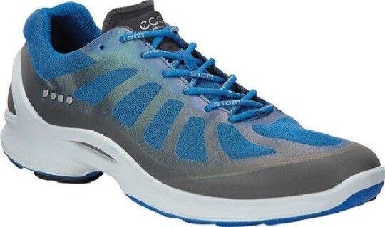 982b968a8e656 NEW ECCO Biom Fjuel Fjuel Fjuel Sneaker Men s 45 11-11.5 Blue Racer Shoes   140
