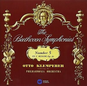 Otto-Klemperer-Beethoven-Symphonies-Nos-5-amp-7-New-SACD-Japan-Import