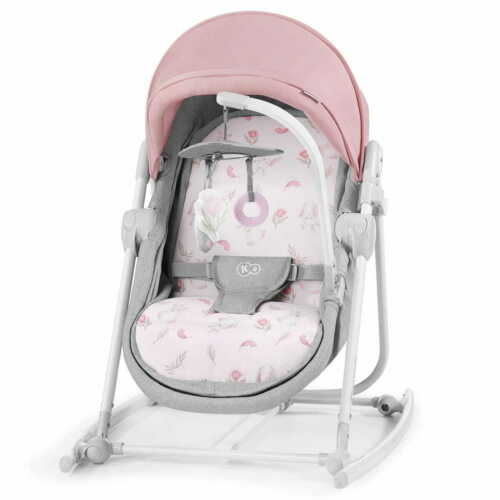 Kinderkraft Babyliege 5in1 Unimo Pink 2020