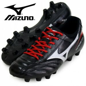 finest selection 1f884 23747 Image is loading Mizuno-MONARCIDA-2-FS-MD-Wide-Soccer-Football-