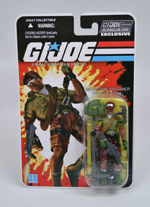 G.i.joe Exclusive Club Fss 4.0: Alpine - Mountain Trooper