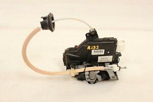 Porsche 987 Boxster 997 Carrera 911 Passenger Door Lock Actuator Handle Latch Ebay