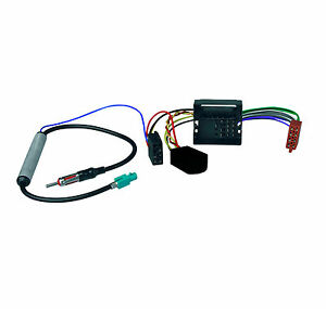 RADIO ADAPTER KABEL Can Bus Interface für VW Golf 5 6 Plus Polo 9N ...