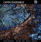 Piano Quartets: Bridge, Bax, Wilson, Walton (CD, May-2013, Nimbus)