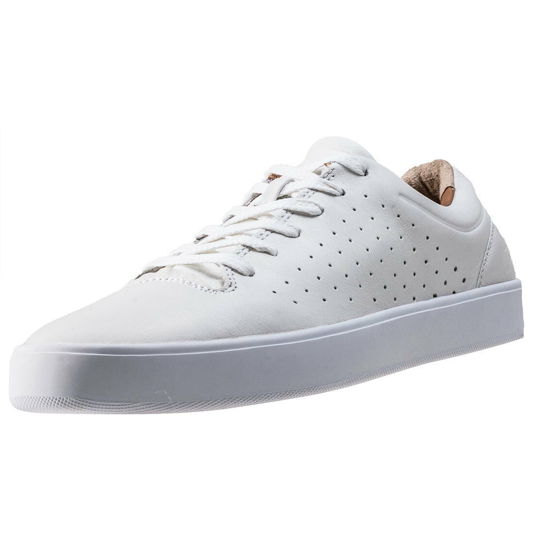 Lacoste Tamora Lace Up 116 2 Damenschuhe Trainers Off WEISS New Schuhes