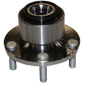 Rear Wheel Bearing and Hub Assembly fits 2007 Volvo V50