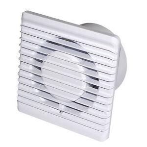 sehr leise bad l fter wand ventilator 100 nachlauf feuchtesensor standard plan ebay. Black Bedroom Furniture Sets. Home Design Ideas
