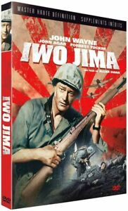 Iwo-Jima-John-Wayne-DVD-NEUF-SOUS-BLISTER-Film-Seconde-Guerre-Mondiale