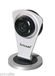 Sricam wireless SP009 wifi 720p CCTV IP indoor security camera w/t SD card slot