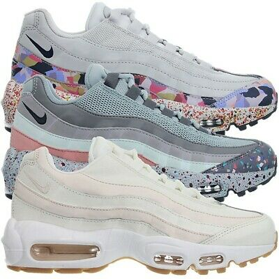 Nike Air Max 95 SE Women's Fashion Sneakers Trainers multicolor rare! classics eBay  eBay